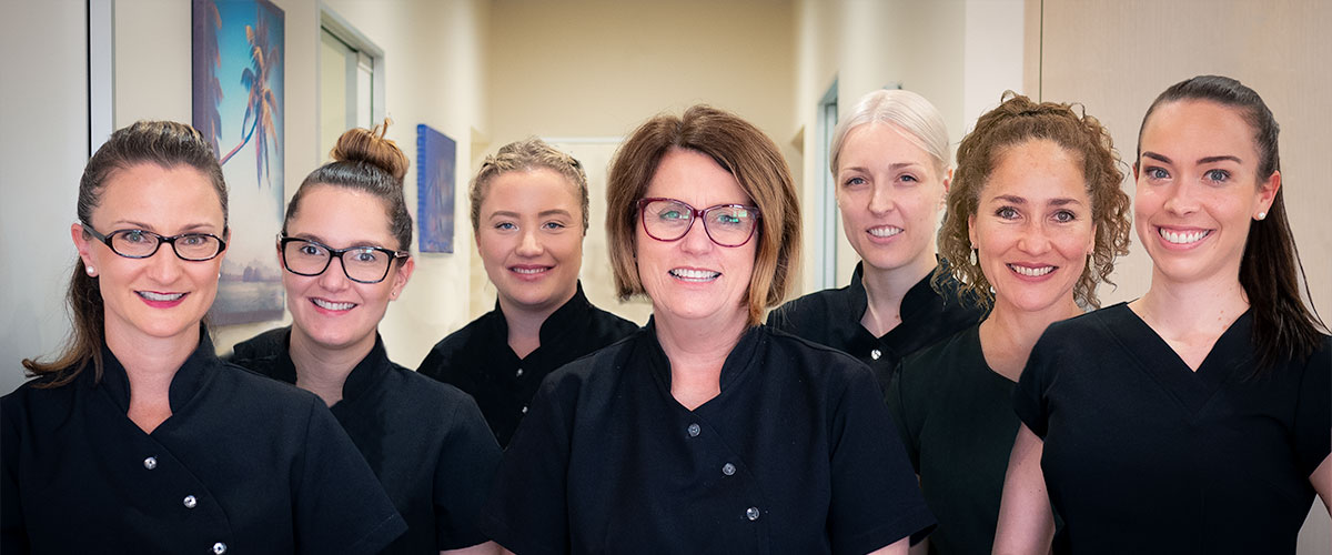 The Team at The Dental Lounge Robina